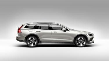 Volvo V60 Cross Country - profile