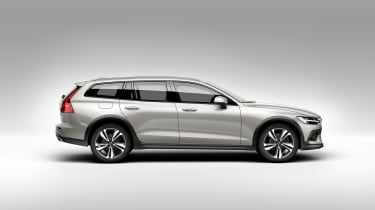 Volvo V60 Cross Country - profile