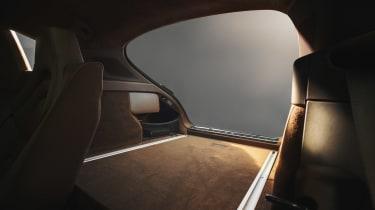 Porsche Panamera Sport Turismo - boot
