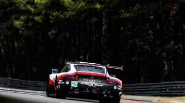 Le Mans test day 2017 - 911 RSR 2