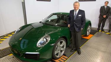 Porsche 911 Carrera - 1 millionth car line
