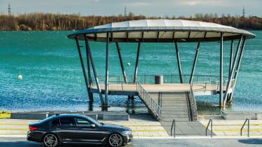 AC Schnitzer BMW M550i xDrive – side