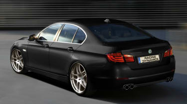 Racing Dynamics BMW 5-series