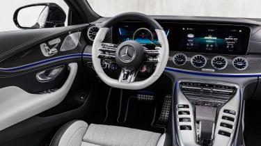 Mercedes-AMG GT53 MY22 – interior