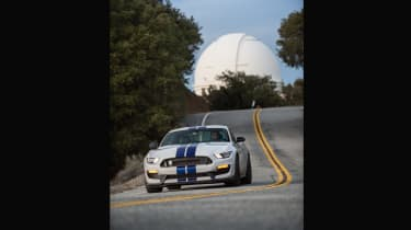 Shelby Mustang GT350 front