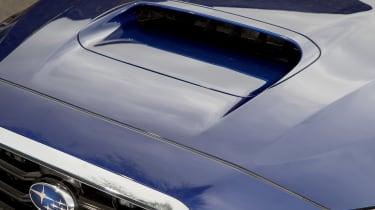 Subaru Levorg bonnet scoop