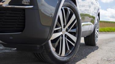 Peugeot 3008 GT alloy wheels