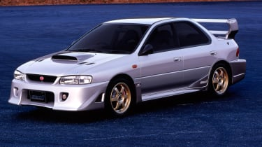 Subaru Impreza WRX STI S201