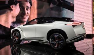 Nissan iMx Concept - live rear quarter