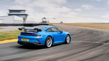 992 Porsche 911 GT3 manual – rear quarter