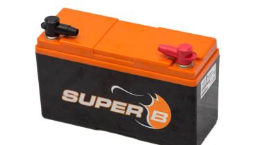 Renault Megane 275 Trophy-R Li-ion battery