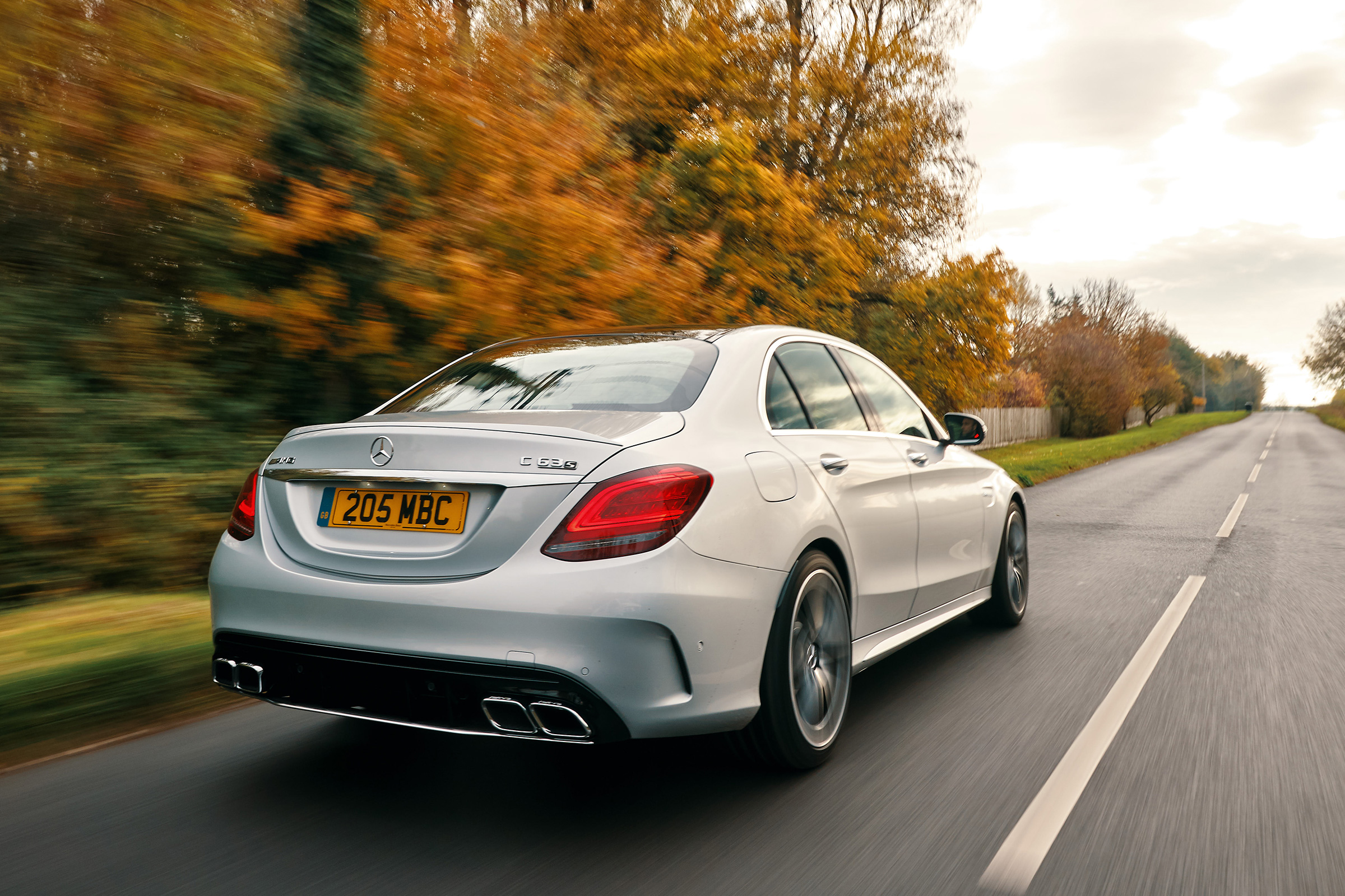 New 2019 Mercedes-AMG C63 review – BMW's M3 challenger just