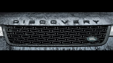 land rover discovery svx grille