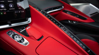 Corvette C8 Stingray EU – dash