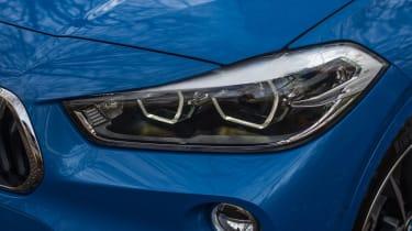 BMW X2 – Headlight