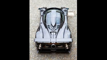 Pagani Zonda 760RS - rear top