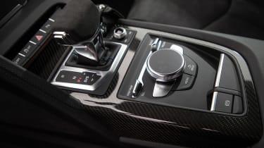 Audi R8 facelift review - dash