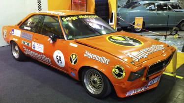 Opel Commodore Jagermeister