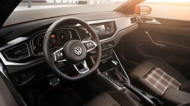 Volkswagen Polo GTI - interior 2