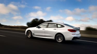 BMW 640i xDrive Gran Turismo - Rear