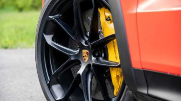 Porsche Cayenne Turbo Coupe - wheels