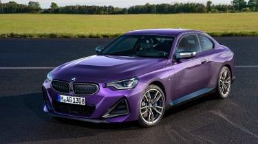 BMW 2-series 2021 – front quarter static