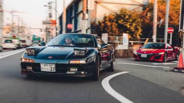 Honda NSX – front