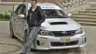 Subaru TT lap record