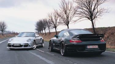 Porsche 9ff tr-56 and tr-70