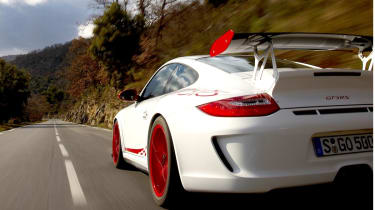 GT3 RS track