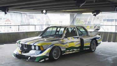 BMW 320i by Roy Lichtenstein