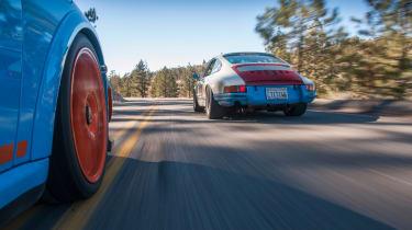 Cali 911s - rear