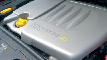 Renaultsport Megane dCi 175 Cup engine