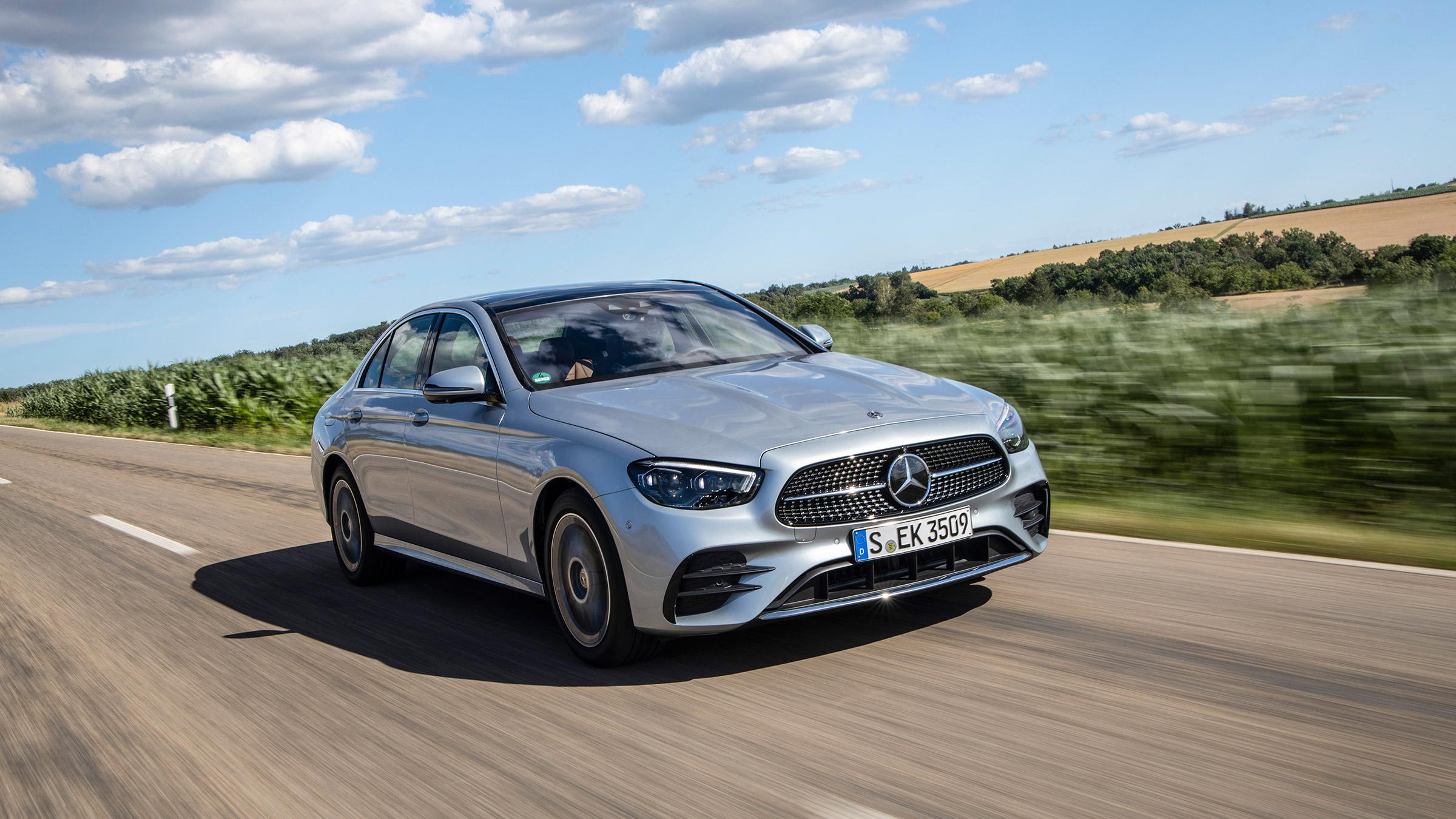 Mercedes E-class 2020 review - new E450 a smooth operator ...