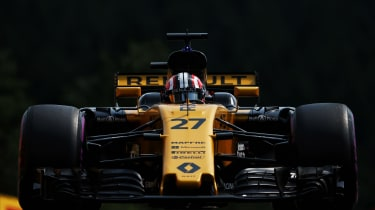 F1 Spa 2017 - Renault 2