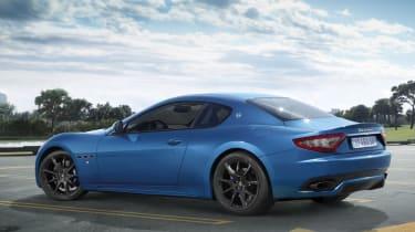 Maserati GranTurismo Sport unveiled