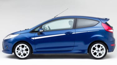 Ford Fiesta Sport+ S1600