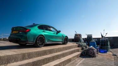 BMW M3 Group from evo 287 – BMW static