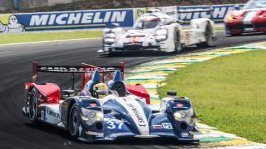 Oreca - FIA WEC Brazil