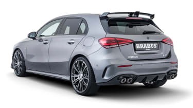 Brabus-tuned A-Class rear