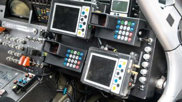 Mini GPS system on the Dakar Rally