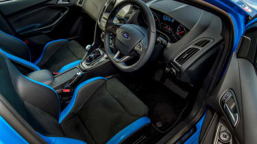 Ford Focus RS Edition – cabin