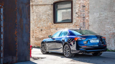 Maserati Ghibli MY2021 – rear