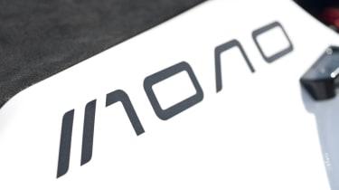 BAC Mono badge