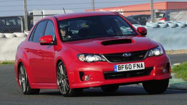 Subaru 'Impreza' WRX STI review