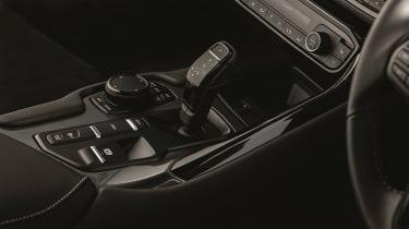 Toyota Supra 2.0 review - console