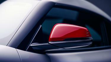 Toyota GR Supra 2.0 - mirror
