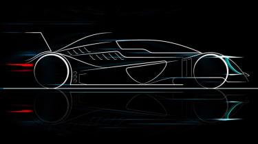 Caparo T1 Evolution teased