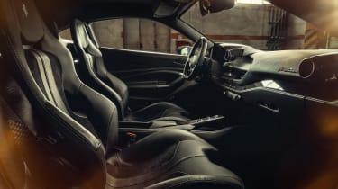 Novitec Ferrari F8 Tributo interior