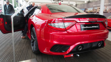 Goodwood Festival of Speed - Maserati GT
